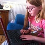 Blog, child, blog!