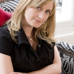 Cressida Cowell, author of How to Train Your Dragon