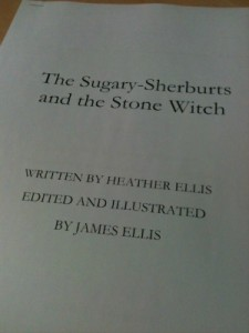 sugary sherburt book