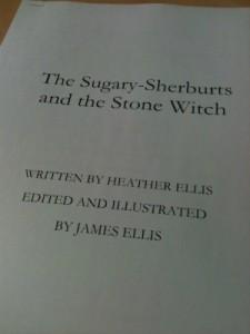 sugary sherburt book