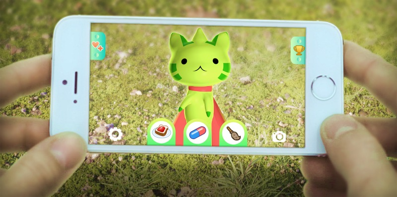 animin virtual pet