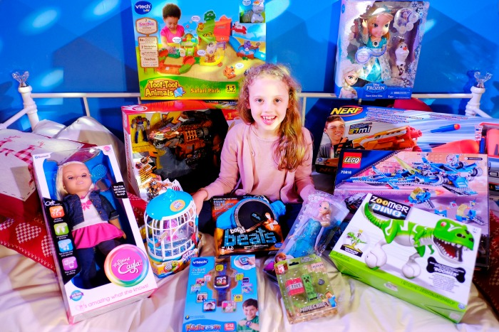 Christmas Toys 2014 : The top christmas toys for revealed kids club