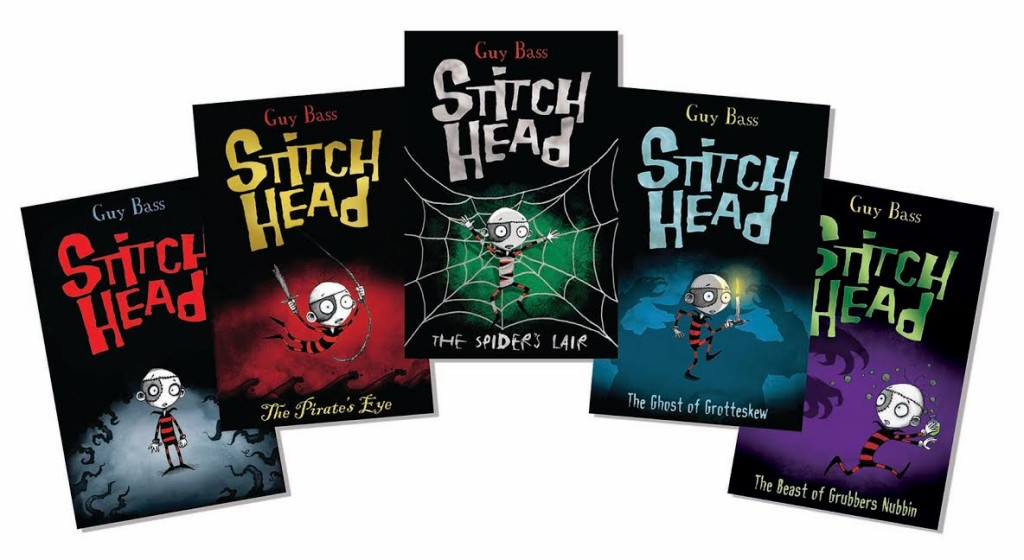 Win a set of Stitch Head books | KIDS' BLOG CLUB
