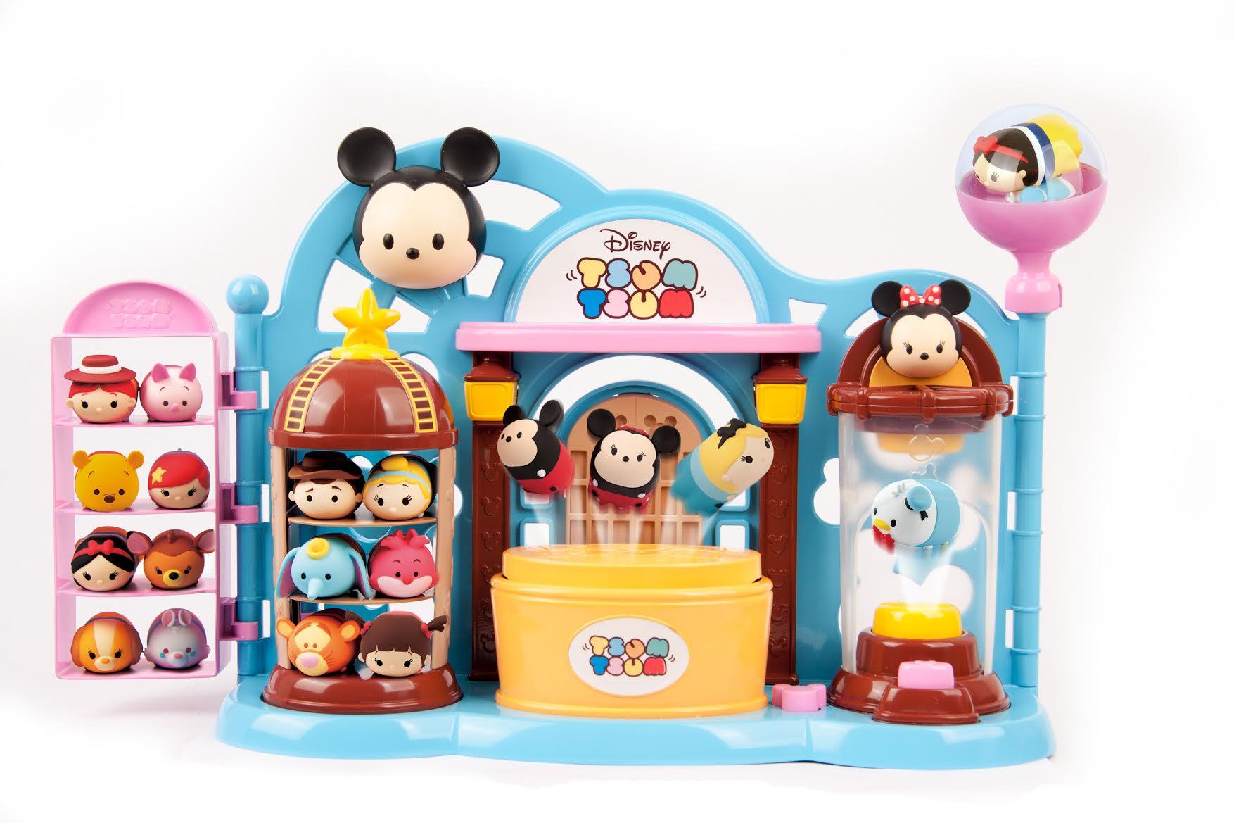 Squishy Toys Greece : Giveaway: Win a prize bundle of TSUM TSUM Squishies Disney toys KIDS  BLOG CLUB