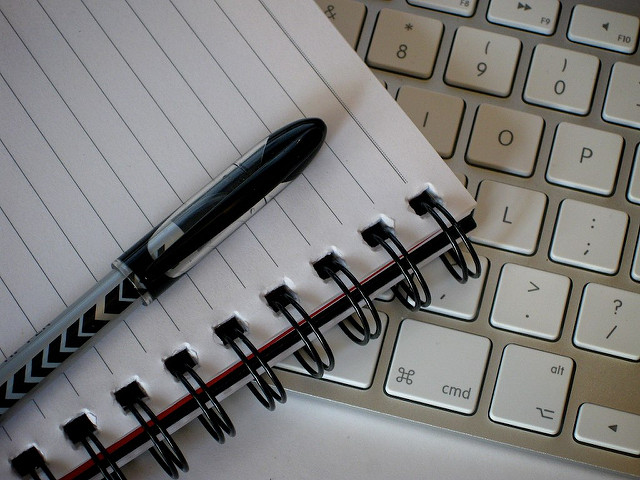 where to start with your first blog post
